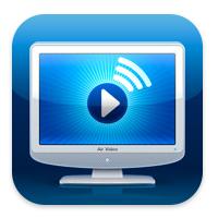外出先からネット経由でiPhoneで動画を見る — AirVideo