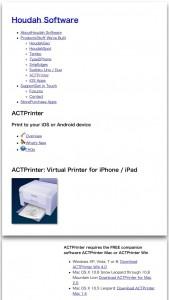 ACTPrinterC