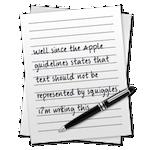 iPad用の手書きメモアプリのオススメは?