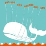 当社WEBサーバ発生の503エラーと原因と対処法