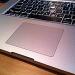 MacBook Late 2008のトラックパッドのクリック不能を自分で修理