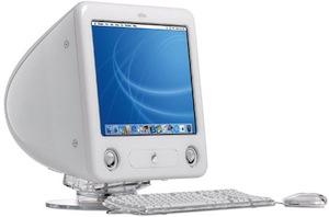 eMacの外観