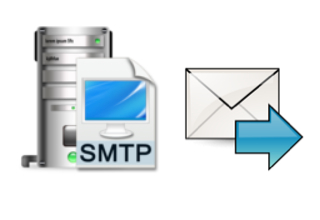 SMTPサーバと送信メール