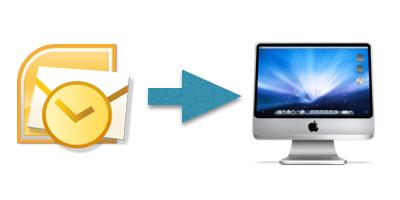 OutlookとiMac